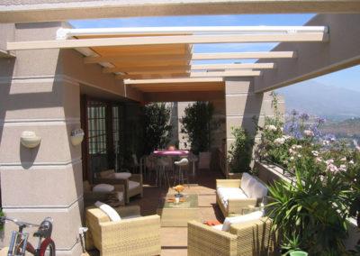 tende da giardino Roma